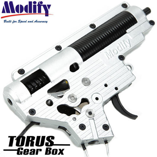 Modify 8mm Torus Complete Gearbox M120 f. M16A2 / A3