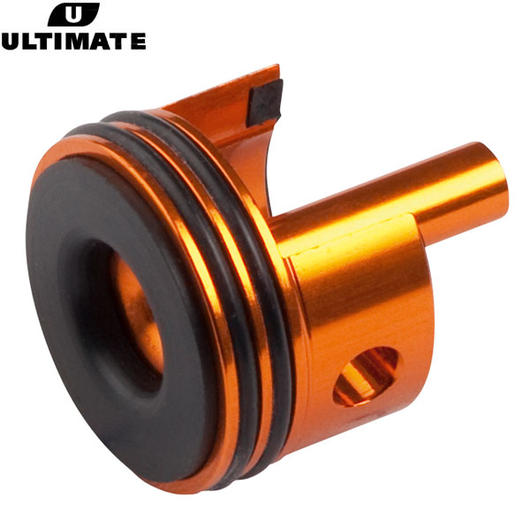 Ultimate Aluminium Cylinder Head Version 3 AUG - Orange