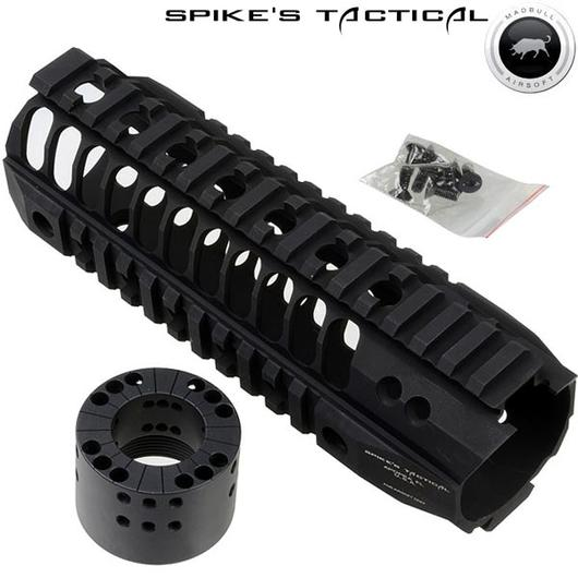 MadBull / Spikes Tactical Spike Bar Rail Handguard 7 Zoll schwarz