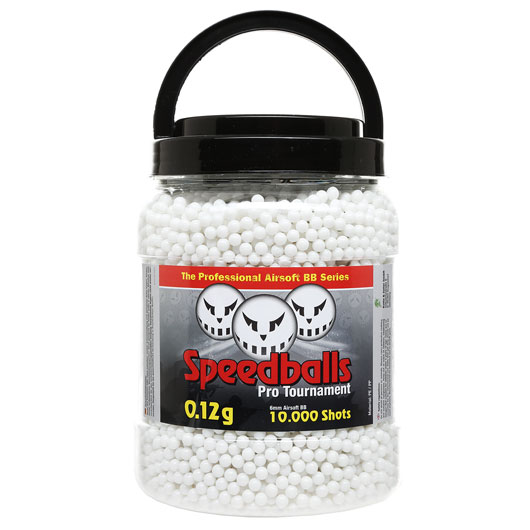 Speedballs Pro Tournament BBs 0,12g 10.000er Container weiss
