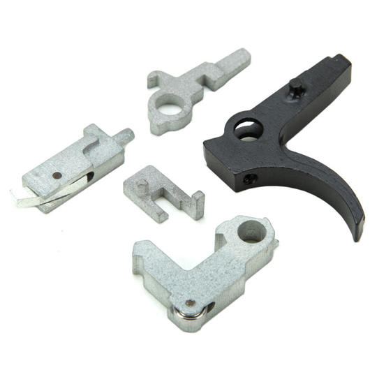 Hephaestus CNC Stahl Trigger Assembly f. Wei-ETech M4 / M16 Serie