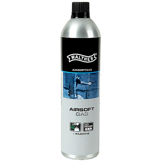 Walther Softairgas 750 ml Green Gas
