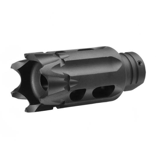 MagPul PTS GoGun SuperComp Talon Flash-Hider schwarz 14mm+