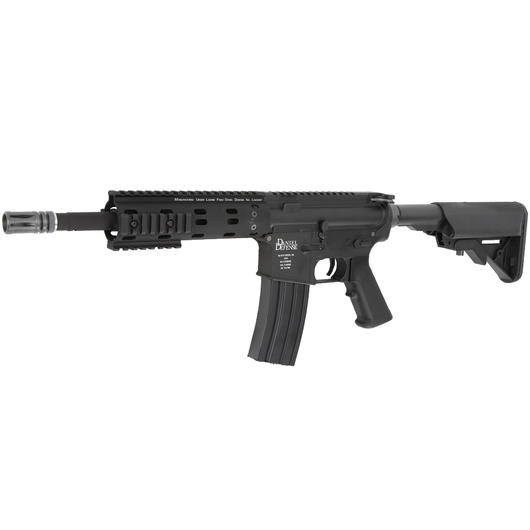 Socom Gear Daniel Defense M4 MFR7 Carbine S-AEG 6mm BB schwarz