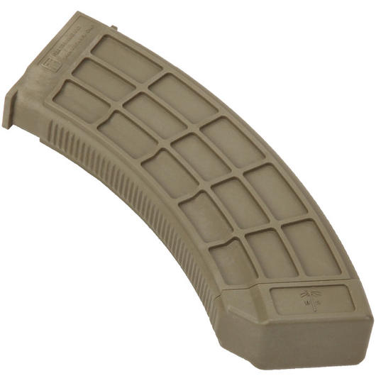 MagPul PTS AK US Palm AK30 Magazin 150 Schuss Dark Earth Tan