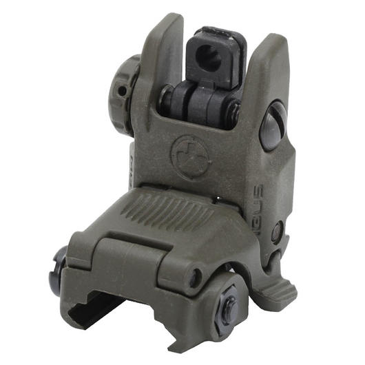 MagPul PTS MBUS 2 Rear Folding Battle Sight oliv