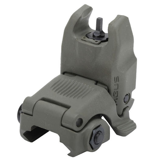MagPul PTS MBUS 2 Front Battle Sight Foliage Green