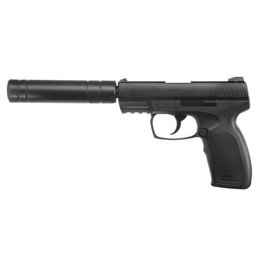 Combat Zone COP SK inkl. Silencer CO2 NBB 6mm BB schwarz