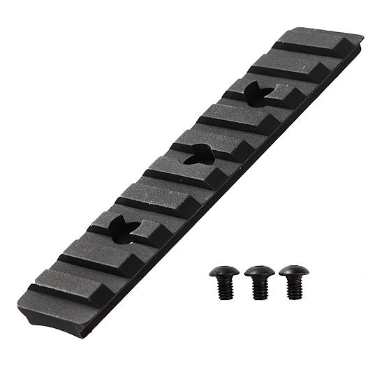 MadBull / JP Rifles Tactical Rail Section 4 Zoll f. JP Rifles Handguard schwarz