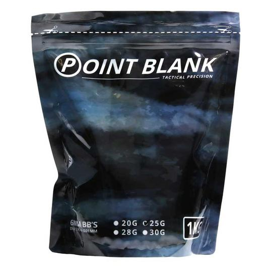 Point Blank Airsoft Bio BBs 0,25g 4.000er Beutel Braun