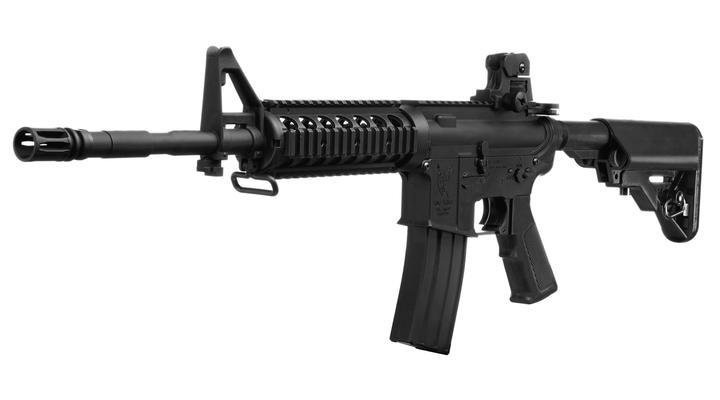 King Arms M4 RIS Carbine Sport Series S-AEG 6mm BB schwarz