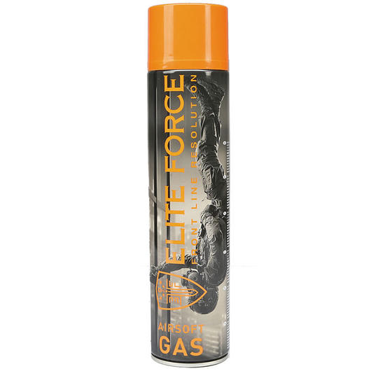 Elite Force Airsoft Gas - Green Gas 600 ml