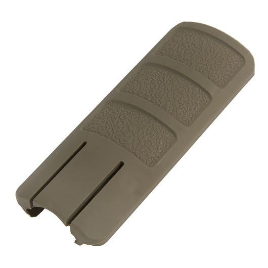 Evolution TangoDown Rail Grip Rail Cover 95mm / 3 Mulden Flat Dark Earth