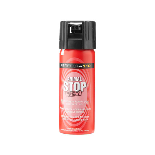 Perfecta Pfefferspray Animal Stop 10% OC 50 ml