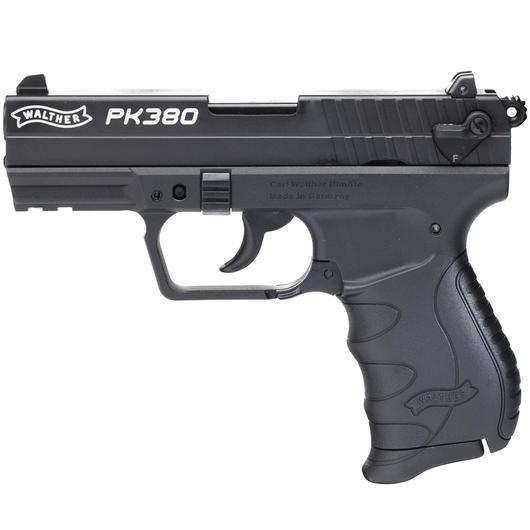 walther pk380 schreckschuss pistole 9mm p a k schwarz. Black Bedroom Furniture Sets. Home Design Ideas