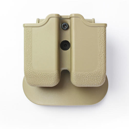 IMI Defense Pistolen Magazinholster MP05 Kunststoff tan