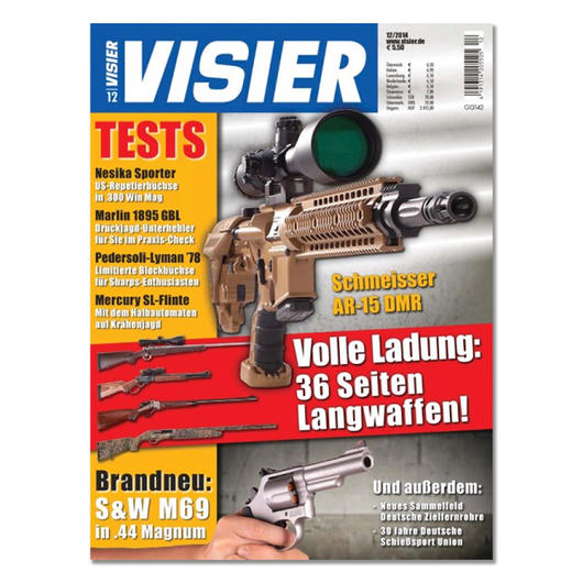 Visier - Das internationale Waffenmagazin 12/2014