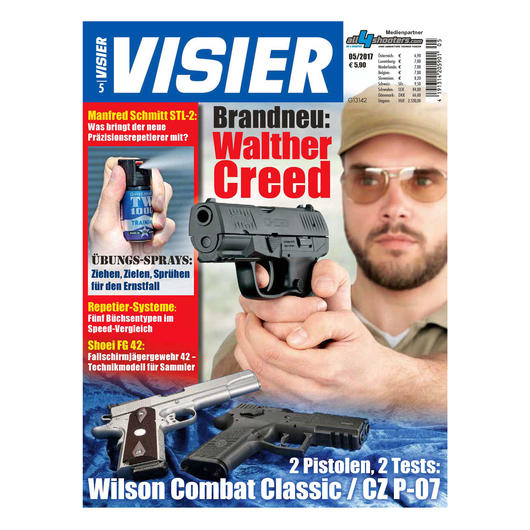 Visier - Das internationale Waffenmagazin 05/2017