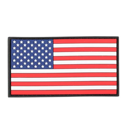 3D Rubber Patch Flagge USA