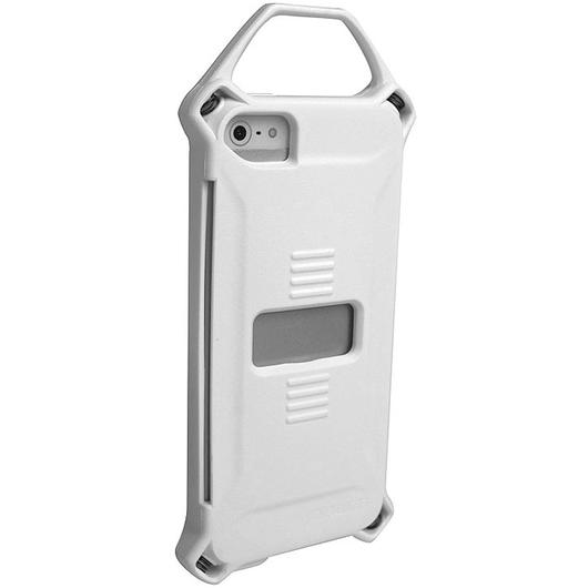 Strike Industries iPhone 5 / 5S Battle Case Shox Schutzhülle weiss