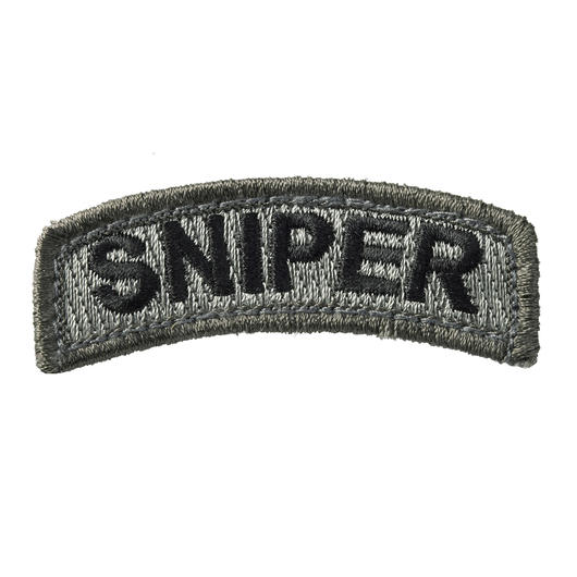 Mil-Spec Monkey Patch Sniper Tab ACU dark
