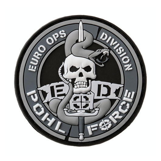 Pohl Force 3D Rubber Patch Euro-Ops-Division Gen1