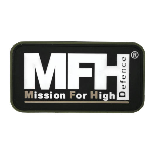 MFH 3D Rubber Patch Mission For High Defence