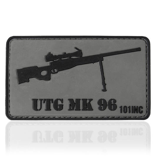 101 INC. 3D Rubber Patch UTG MK 96