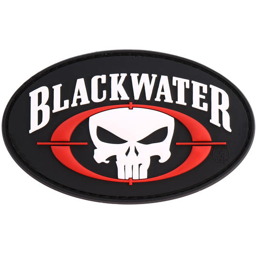 JTG 3D Rubber Patch BWP Blackwater Punisher