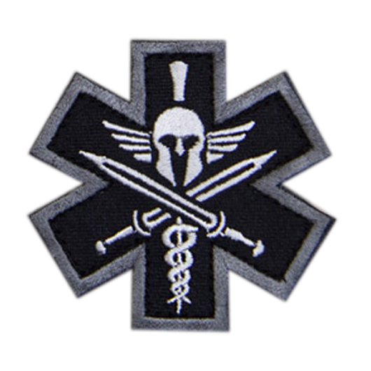 Mil-Spec Monkey Patch Tactial Medic - Spartan swat 0