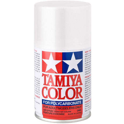 Tamiya PS-55 Klarlack matt Lexan Spraydose 100ml