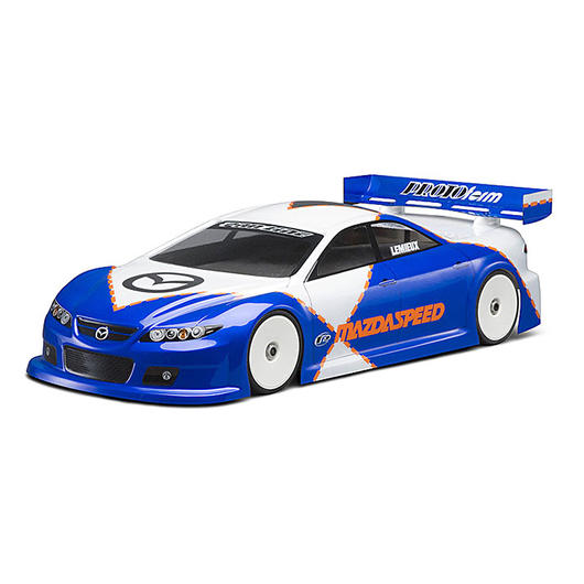 Protoform 1:10 Lexan Karosserie Mazda 6 Speed 190mm Regular 1487-00