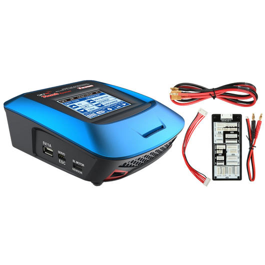 SKYRC T6200 Touch-Screen Charger Ladegerät f. LiPo / NiMH / Pb 12V SK100072