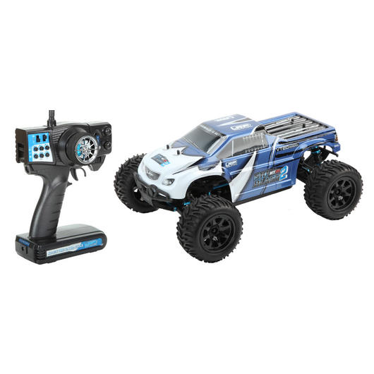 LRP 1:10 S10 Blast MT 2 Brushless 4WD Monster Truck 2,4 GHz RTR Set 120803