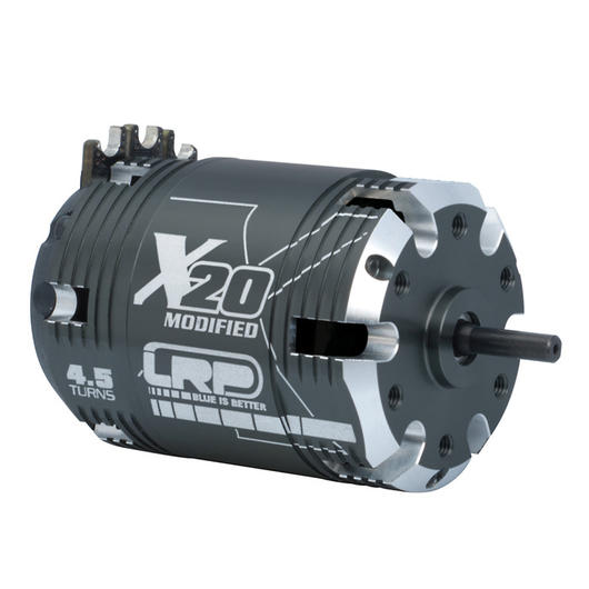 LRP Vector X20 Brushless Modified Motor 5.5 Turns 50684