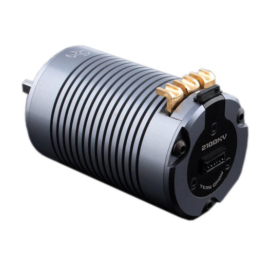Team Orion Vortex VST2 Pro 690 Brushless Motor Sensor 4-Pole 2100KV ORI28271