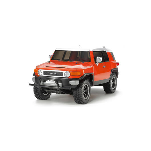 Tamiya 1:10 CC-01 Toyota FJ Cruiser Orange Edition Bausatz 84401