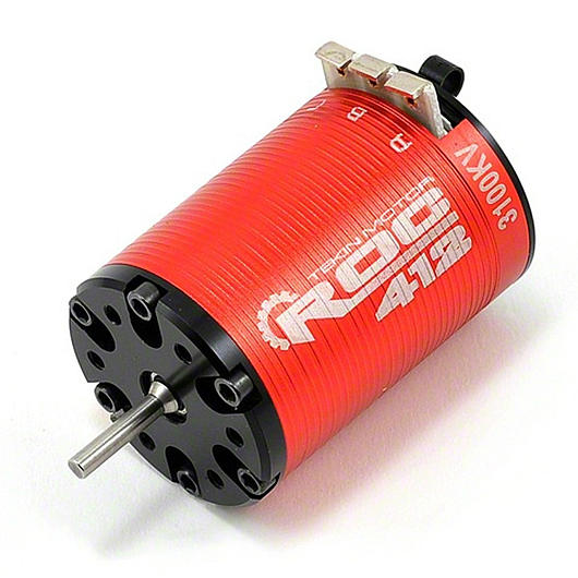 Tekin Roc 412 Brushless Crawler Motor Sensor 4 Pole 1 5y
