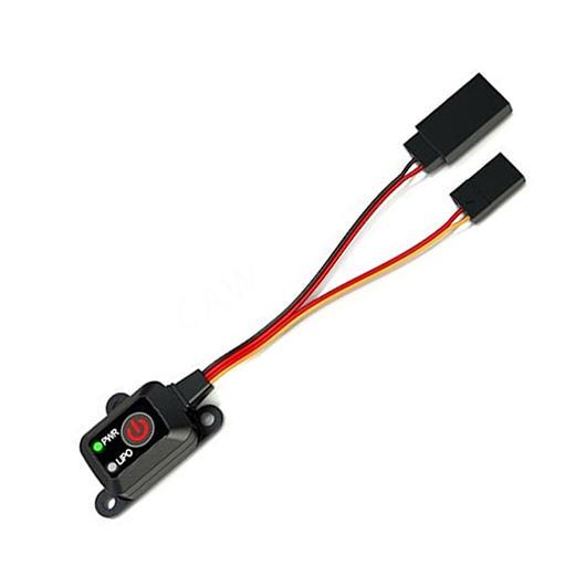 Hrc digital elektronik schalter mit lipo mode hrc9256 for Lipo schreibtisch