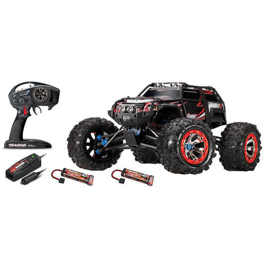 Traxxas 1:10 Summit EVX-2 4WD Extreme Monster Truck 2,4 GHz RTR Set TRX56076-1