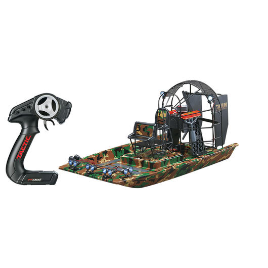 Aquacraft Cajun Commander Airboat Brushless 2,4 GHz RTR Set AQUB5722