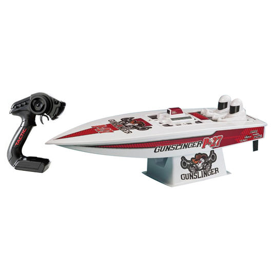 Aquacraft Gunslinger P-27 Brushless Crackerbox 2,4 GHz RTR Set AQUB1816