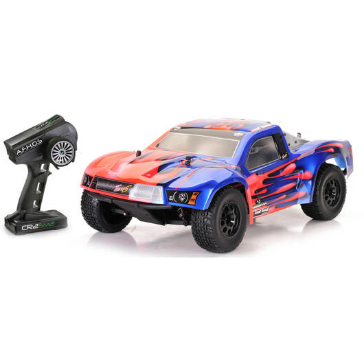 Team C 1:10 TR4SC Patron 4WD Brushless Short Course Truck 2,4GHz RTR Set TR4SCRTRBL