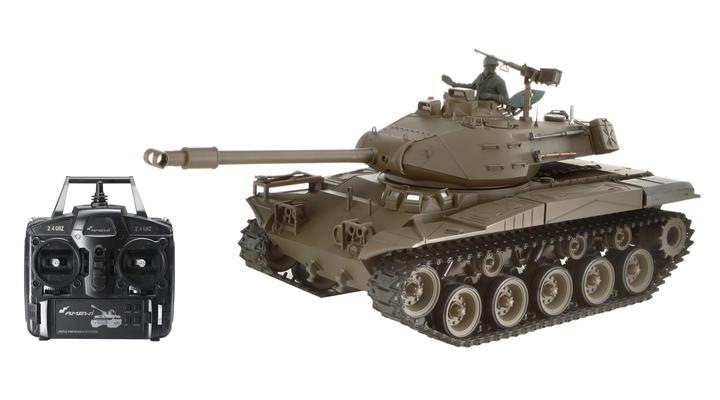 amewi rc panzer hl walker bulldog m41a3 1 16 schussf hig. Black Bedroom Furniture Sets. Home Design Ideas
