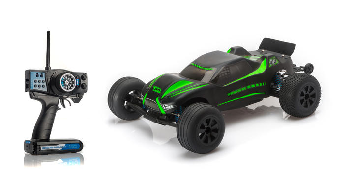 LRP 1:10 S10 Twister 2 Extreme-100 Brushless 2WD Truggy 2,4GHz RTR Set 120512
