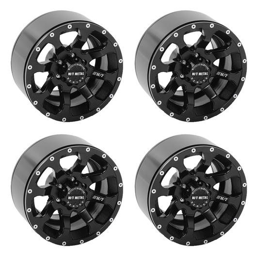 RC4WD 1:10 Felgen Mickey Thompson MT MS MM366 Internal Beadlock 1.9 (4 Stück) Z-W0237