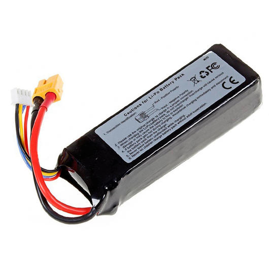 Walkera LiPo Akku 14.8V 2600mAh für Walkera Furious 320 Quadcopter 15003846