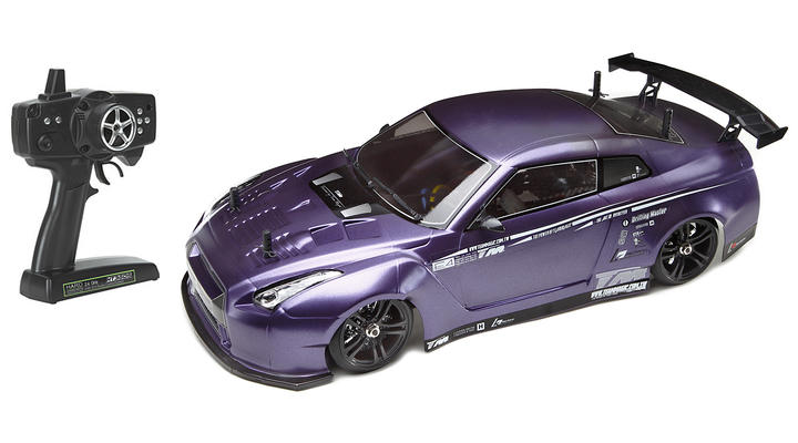 Team Magic 1:10 E4D-MF R35 4WD Brushed Drift Car 2,4 GHz RTR Set TM503017-R35