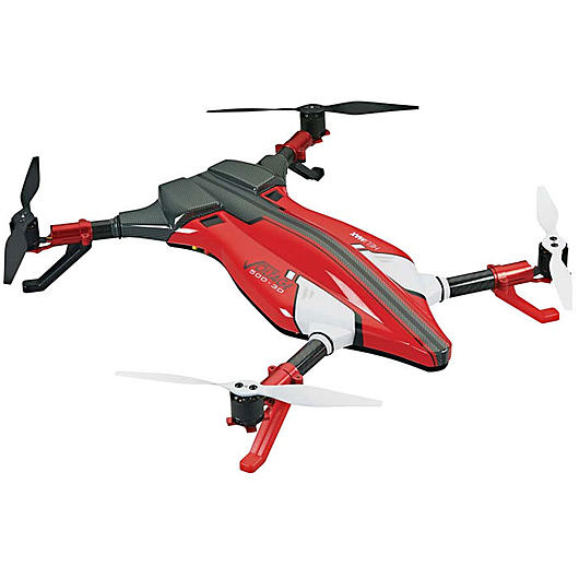 HeliMax Voltage 500 3D Race Quadrocopter Rx-R Set HMXE0864