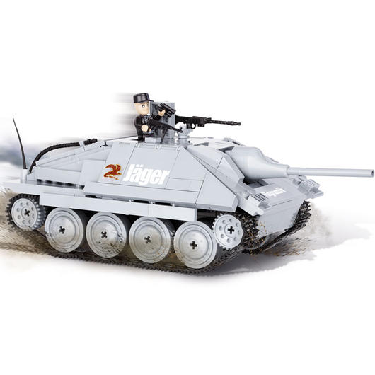 Cobi World Of Tanks Roll Out Small Army Bausatz Panzer Hetzer 420 Teile 3001